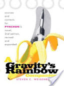 A Gravity's Rainbow Companion, Sources and Contexts for Pynchon's Novel