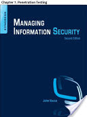 Managing Information Security, Chapter 7. Penetration Testing